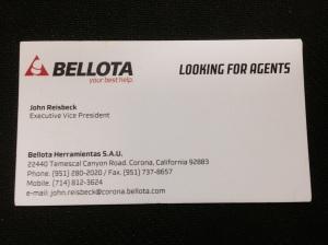 JLC - Bellota Post