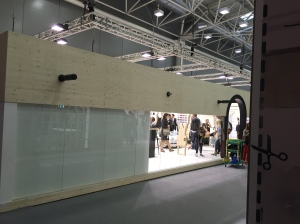 Ornamental's booth at Cersaie 2015