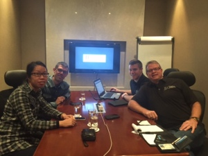 JLC Meeting Foshan, China