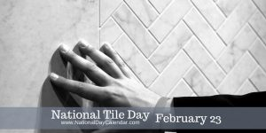national-tile-day